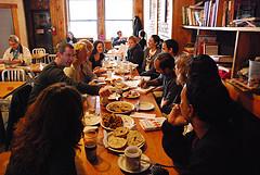 PNI Brainstorming Breakfast April 5