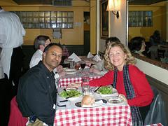 Shashi and Linda lunch Dec 4