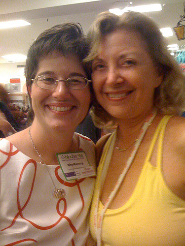 Susan Niebur and Linda
