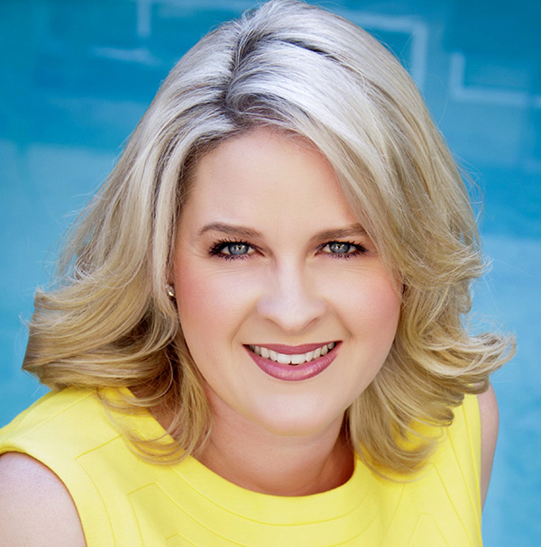 Kirsty Spraggon, Executive Producer and Host, KirstyTV