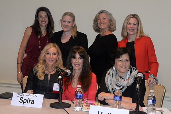 branding panel Digital Hollywood group shot