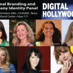Digital Hollywood branding panel