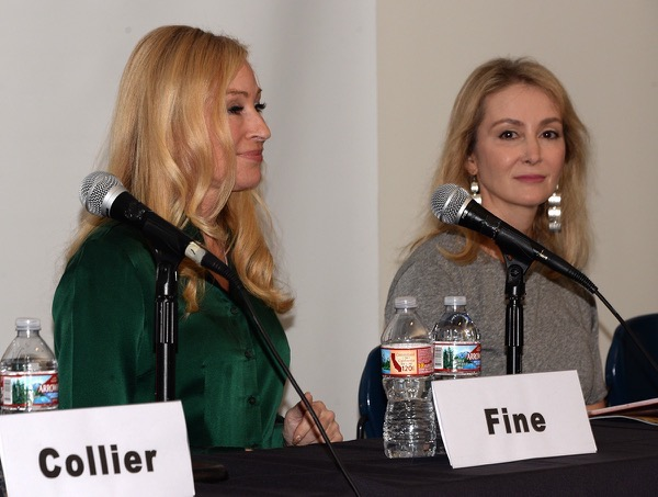 Debra Fine Digital Hollywood Branding Panel fall 2017 photo by Ray Gordon