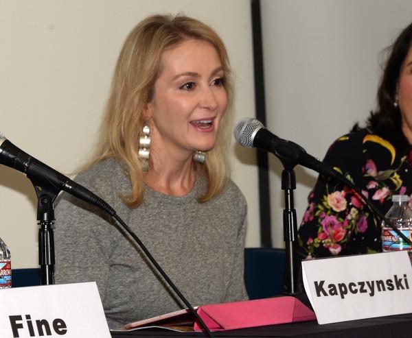 Erin Kapczynski Digital Hollywood Branding Panel photo by Ray Gordon
