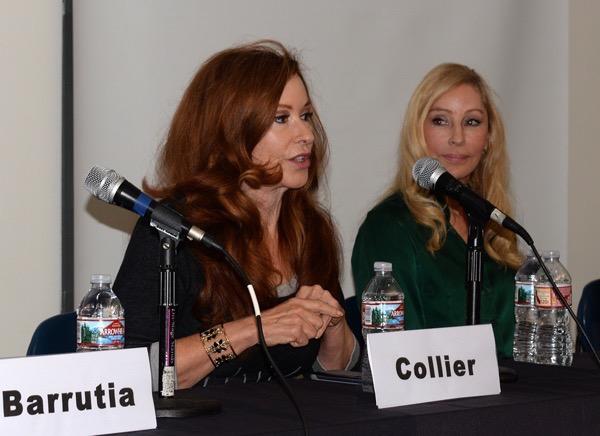 Marsha Collier Digital Hollywood Branding Panel Fall 2017 photo by Ray Gordon