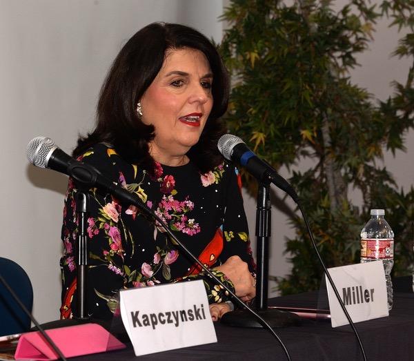 Susan Miller Digital Hollywood Branding Panel photo by Ray Gordon