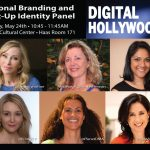 Digital Hollywood Branding Panel May 2018